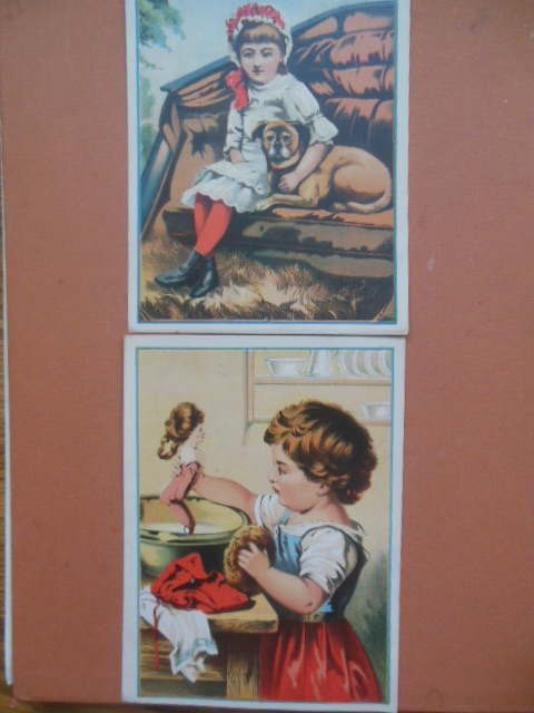 Image for Star Soap Trade Cards Huge Chromolithographs (Victoriana)