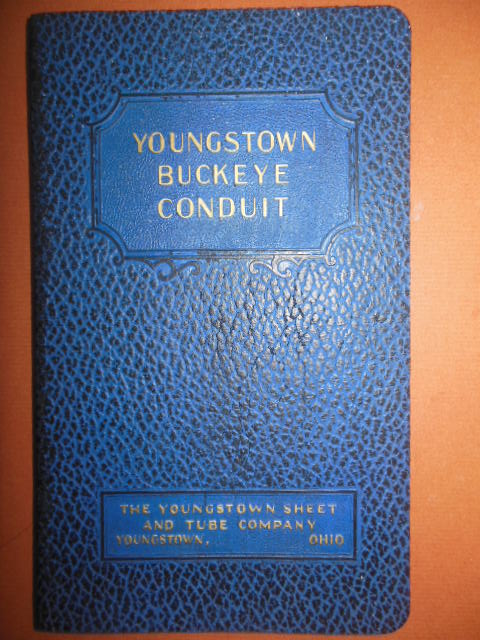 Image for Youngstown Buckeye Conduit   (Youngstown Sheet & Tube Co. 1930)