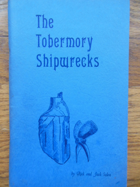 Image for The Tobermory Shipwrecks