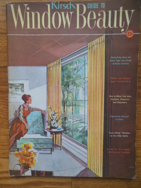 Image for Kirsch Guide To Window Beauty (1961)