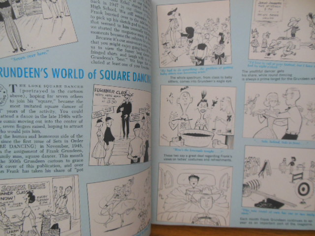 Image for Square Dancing; Official Magazine of the Square Dance Society (Five Issues, 1973)