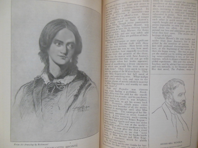 Image for The Booklovers Magazine May, 1903 (Jane Austen, charlotte Bronte, George Sands)