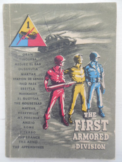 Image for The Story of the First Armored Division (WWII)