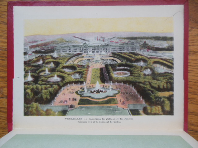 Image for Souvenir de Versailles et Trianons (early 20th century)