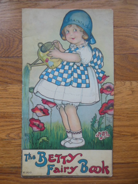 Image for The Betty Fairy Book (1915)