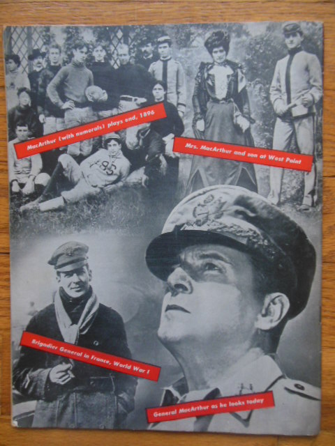 Image for MacArthur The Real Story (1951)