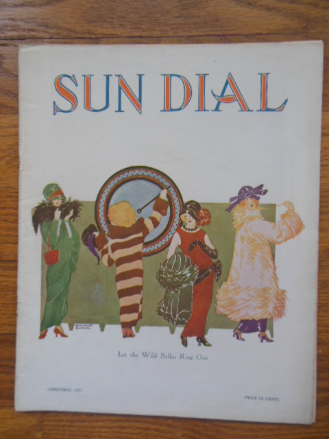 Image for Sun Dial Ohio State University Humor Magazine   (Christmas 1923)