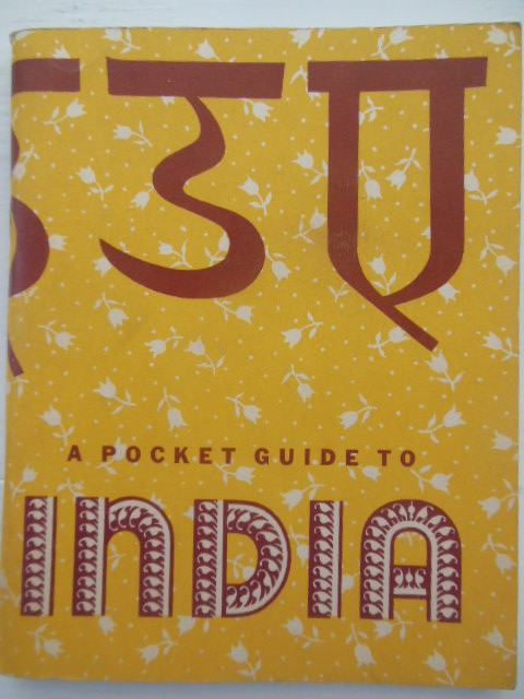 Image for A Pocket Guide To India (For Military Personnel 1943 WWII)