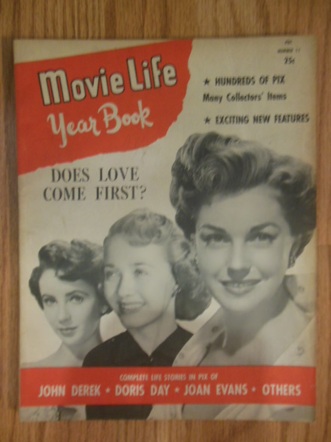 Image for Movie Life Year Book Number 11, 1950 (Doris Day, Jane Russell, Kirk Douglas, Shelley Winters)