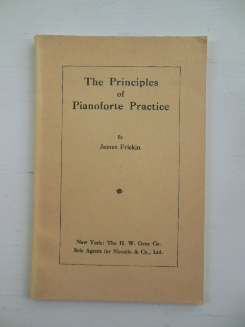 Image for The Principles of Pianoforte Practice (1921)