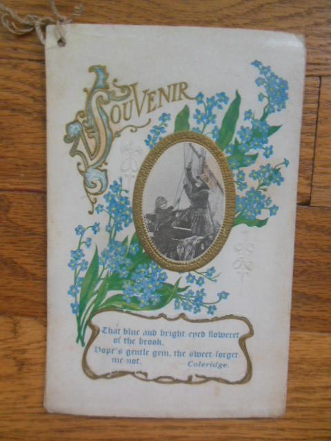 Image for School Souvenir Congress High School  Congress, Ohio 1907-08