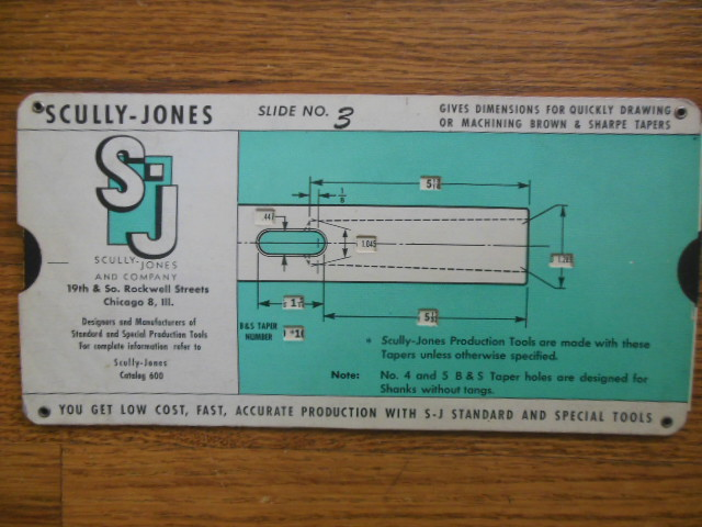 Image for Scully Jones Company Slide No. 3