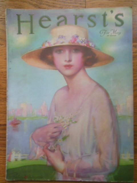 Image for Hearst's Magazine May, 1920 (Sir Arthur Conan Doyle, Howard Chandler Christy)