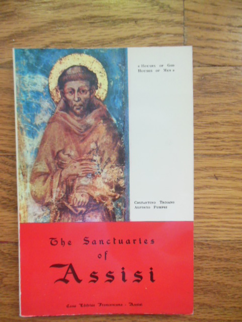 Image for Illustrated Guide of the Sanctuaries of Assisi (1967)