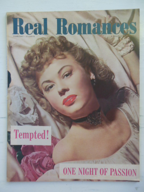 Image for Real Romances Magazine, February, 1949