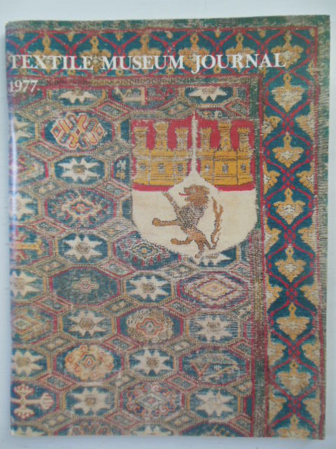 Image for Textile Museum Journal 1977
