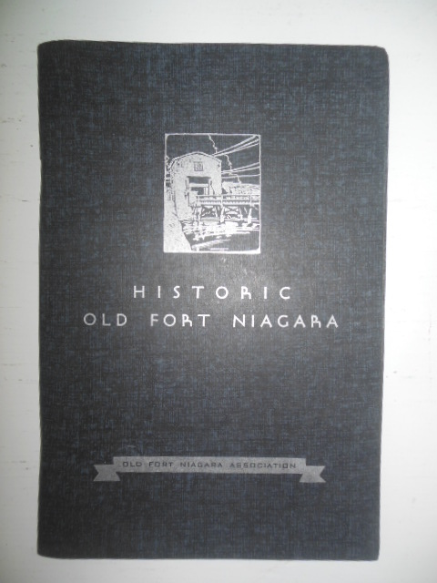 Image for Historic Old Fort Niagara (1938 with separate map)