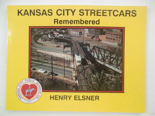 Image for Kansas City Street Cars Remembered