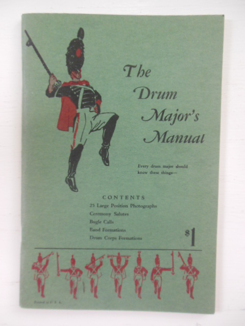 Image for The Drum Major's Manual (1945)