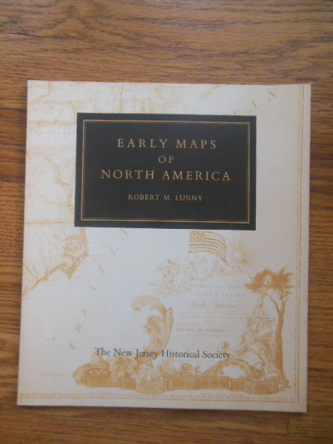 Image for Early Maps of North America (1961