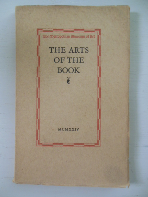 Image for A Guide to the Exhibition of the Arts of the Book (1924)