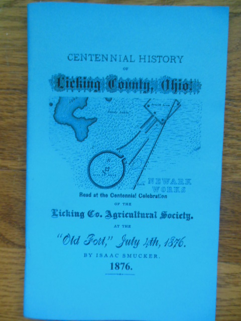Image for Centennial History of Licking County, Ohio (1997)