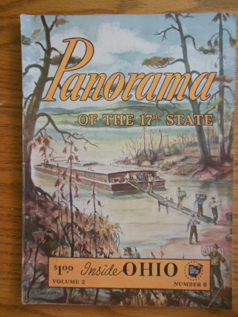 Image for Inside Ohio Magazine: Panorama of the 17th State (1953)