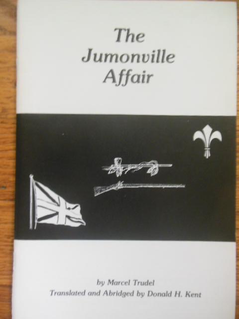 Image for The Jumonville Affair (1989)
