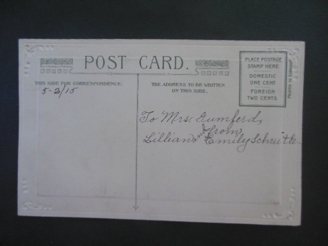 Postcard That Opens Best Birthday Wishes