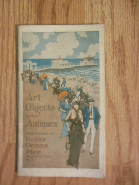Image for Art Objects and Antiques On Exhibition at Heinz Ocean Pier (Early 1900's)