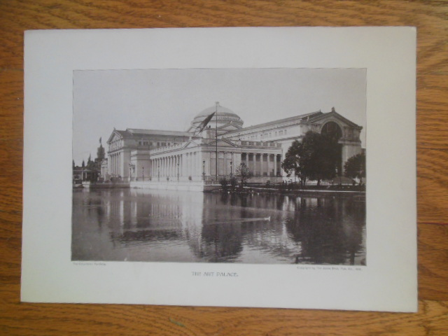 Image for Print: The Art Palace Columbian Exposition (1893)