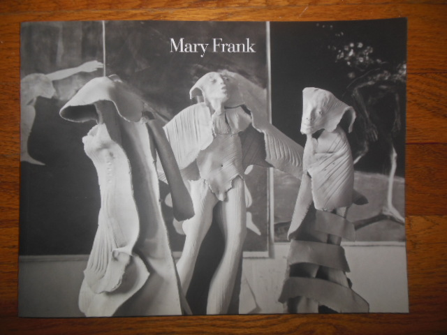 Image for Mary Frank Elemental Expression (Sculpture 1969-1985 and Recent Work