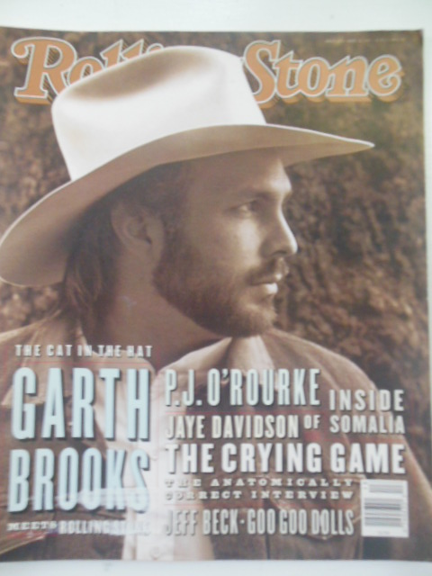 Image for Rolling Stone Magazine April 1, 1993 (Garth Brooks Cover)