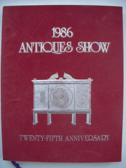 Image for The Philadelphia Antiques Show 1986 Twenty-fifth Anniversary