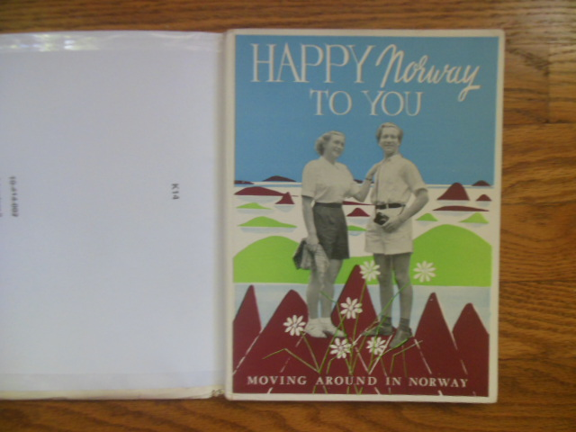 Image for Happy Norway To You; Moving Around in Norway (1949)