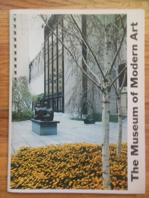 Image for Profile of a Museum; The Museum of Modern Art (New York, 1965)