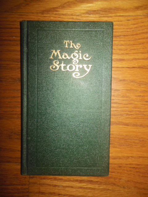Image for The Magic Story; Frederic  Van Rensselaer Dey (New Thought 1908)