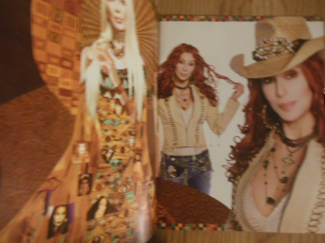 Image for Cher Living Proof Farewell Tour 2003 (With Ticket Gund Arena Cleveland)