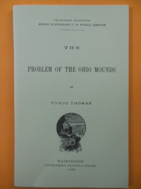 Image for The Problem of the Ohio Mounds (Facsimile Reprint 1993)