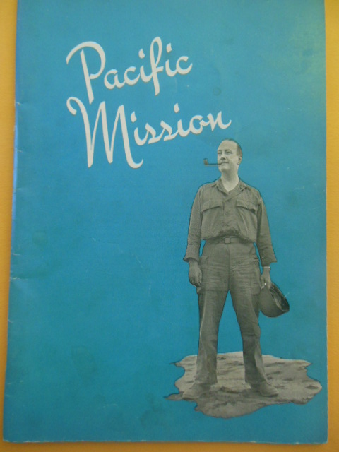 Image for Pacific Mission (WGAR Cleveland WWII SIGNED by Carl George)