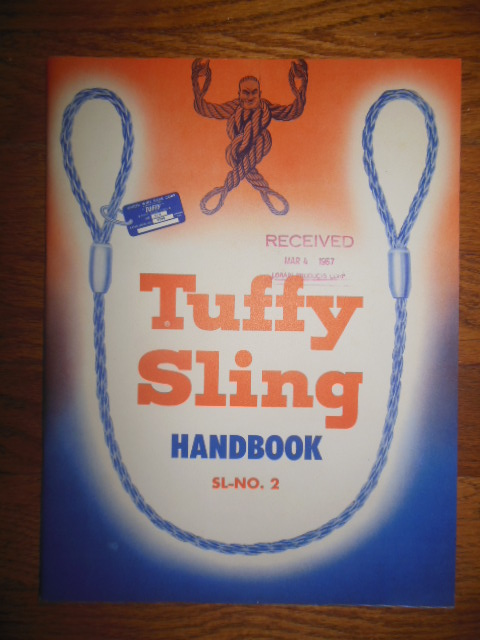 Image for Tuffy Sling Handbook SL-No. 2 (1957)