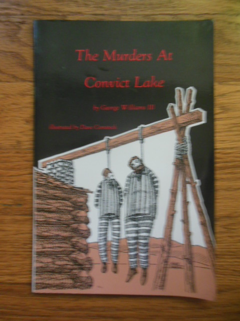 Image for The Murders at Convict Lake (SIGNED 1st)