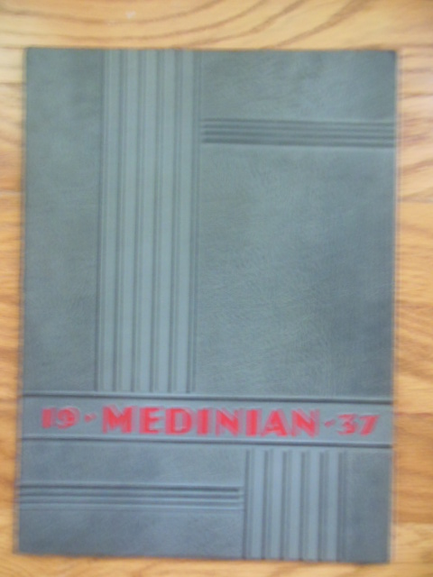 Image for The Medinian 1937 Yearbook (Medina, Ohio)