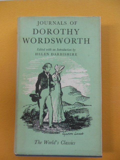 Image for Journals of Dorothy Wordsworth (1958)