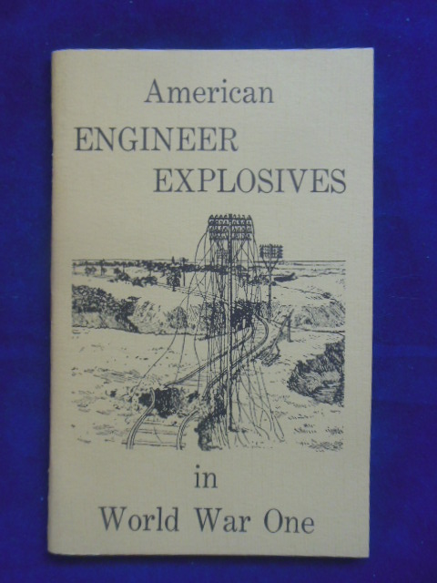Image for American Engineer Explosives in World War One (1977)
