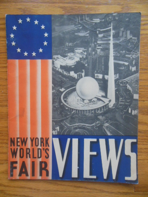 Image for New York World's Fair Views 1939
