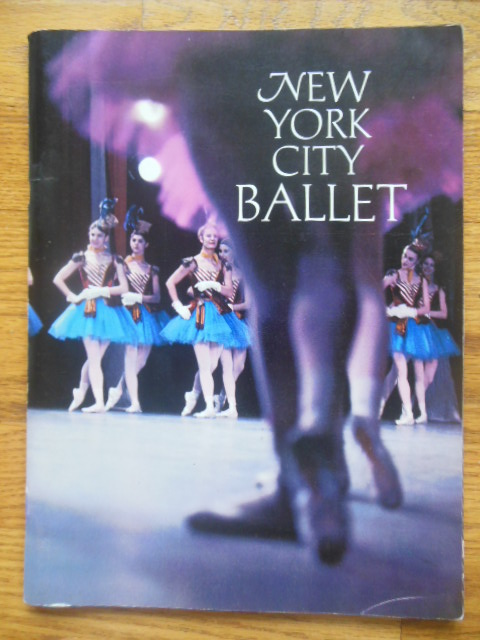 Image for New York City Ballet  Balanchine After Forty Years