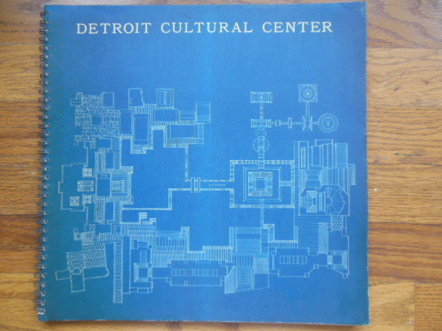 Image for Detroit Cultural Center (Design Prototypes 1960's)