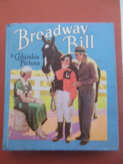 Image for Broadway Bill (Little Big Book 1935)