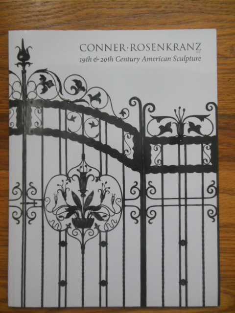 Image for Conner Rosenkranz: 19th and 20th Century American Sculpture (2003)